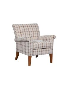 The Balmoral in Canterbury Plaid